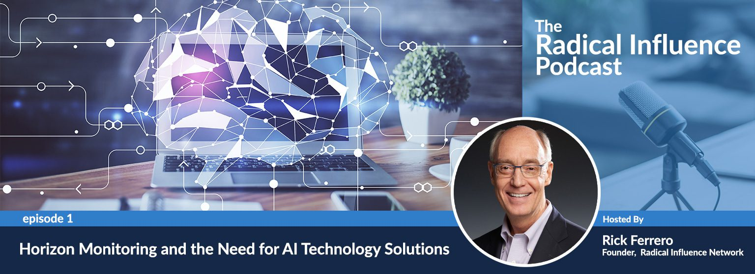 Horizon Monitoring and the Need for AI Technology Solutions